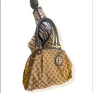 Authentic Gucci Boston Sukey Bag